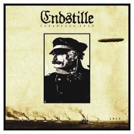 ENDSTILLE - Infektion 1813 - CD Digi