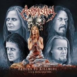 ACROSTICHON - Return to Killburg - 2-LP Noir