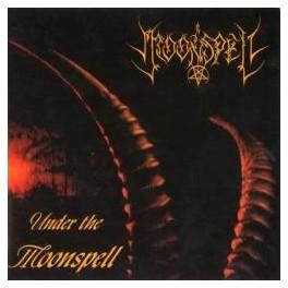 MOONSPELL - Under the moonspell - MCD