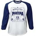 PANTERA - 101 Proof - LS Baseball Raglan