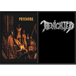 BENIGHTED - Psychose Cover - SC