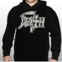 DEATH - Silver Logo - SC XL