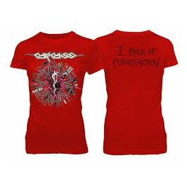 CARCASS - Medical Snake Tools - TS Girly Rouge