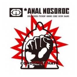 ANAL NOSOROG - Condom Of Hate - CD