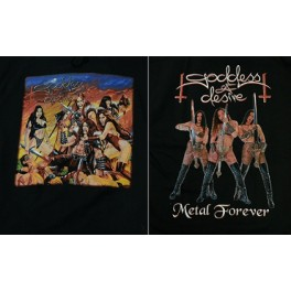 GODDESS OF DESIRE - Metal forever - Hood XL