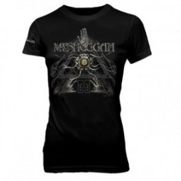 MESHUGGAH - 25 Years Of Musical Deviance - TS GIRLY