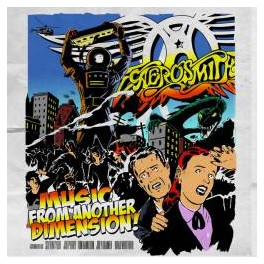 AEROSMITH - Music from Another Dimension - Digi deluxe Edition
