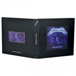 METALLICA - Ride the Lightning - Coffret Collector 6-CD 4-LP DVD
