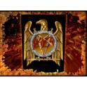 SLAYER - Golden Eagle - Dossard