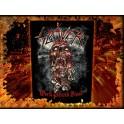 SLAYER - World Painted Blood - Dossard
