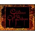 Patch CHILDREN OF BODOM - Blood Logo