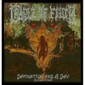 Patch CRADLE OF FILTH - Damnation and A Day