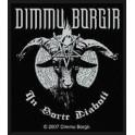 Patch DIMMU BORGIR - In Sorte Diaboli Goat