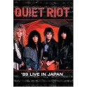 QUIET RIOT - '89 Live In Japan - DVD