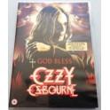 OZZY OSBOURNE - God Bless Ozzy Osbourne - DVD