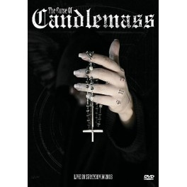 CANDLEMASS - Live in Stockholm 2003 (The Curse of) - 2-DVD