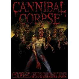 CANNIBAL CORPSE - Global Evisceration - DVD Digi Zone 2