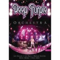 DEEP PURPLE with Orchestra - Live At MONTREUX 2011 - DVD