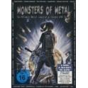 MONSTERS OF METAL - The Ultimate Metal Compilation Vol.3 - 2-DVD