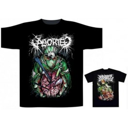 ABORTED - Butchered Lobotomy - TS