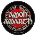 Patch AMON AMARTH - Runes Circular