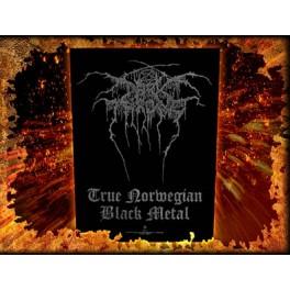 DARKTHRONE - True Norwegian Black Metal - Dossard