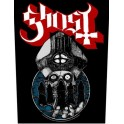 GHOST - Papa Warrior - Backpatch