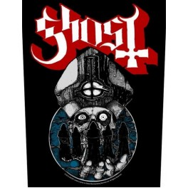 GHOST - Papa Warrior  - Dossard