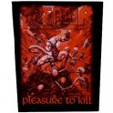 KREATOR - Pleasure To Kill - Dossard