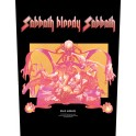 BLACK SABBATH - Sabbath Bloody Sabbath - Dossard
