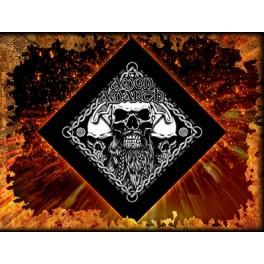 AMON AMARTH - Bearded Skull - Bandana