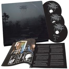 DARKTHRONE - Black Death And Beyond - 3-CD Earbook