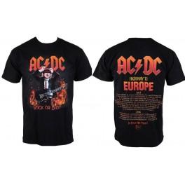 AC/DC - Angus Highway To Europe - TS