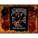 LEMMY - Stone Deaf Forever - Backpatch