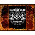 MACHINE HEAD - Crest - Dossard