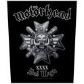MOTORHEAD - Bad Magic - Dossard