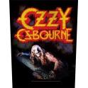 OZZY OSBOURNE - Bark Of The Moon - Dossard