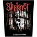 SLIPKNOT - .5 : The Gray Chapter - Dossard