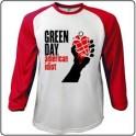 GREEN DAY - American Idiot - LS Raglan