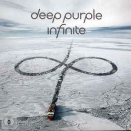 DEEP PURPLE - Infinite - 2-LP Gatefold + DVD