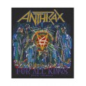 Patch ANTHRAX - For All Kings