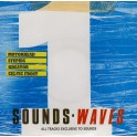 "VARIOUS Artists - Sounds ∙ Waves 1 - Compil 7""Ep Occasion"