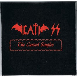 """DEATH SS - The Cursed Singles - Pocket 4 X 7""""Ep Occasion"""