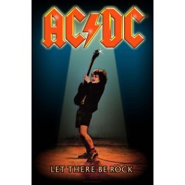 AC/DC - Let There Be Rock - Drapeau