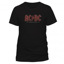 AC/DC - Vintage Let There Be Rock 1977 - TS