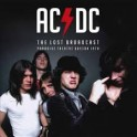 AC/DC - The Lost Broadcast - LP Rouge