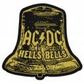 Patch AC/DC - Hells Bells Cut