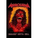 AIRBOURNE - Breakin' Outta Hell - Textile Poster