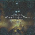 WHILE HEAVEN WEPT - Suspended at aphelion - LP clear  Gatefold