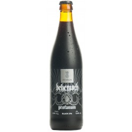 BEHEMOTH - Profanum - Bière Black IPA 50cl 5.6° Alc